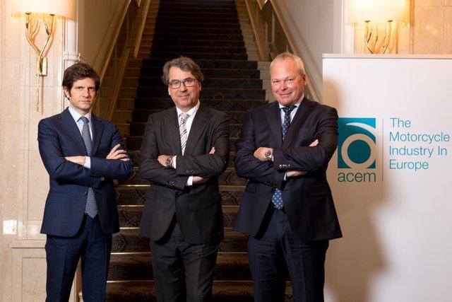 Nuevo presidente de ACEM, Stefan Pierer