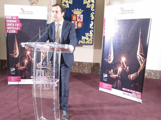 Valladolid.- Javier Ramírez, director general de Turismo