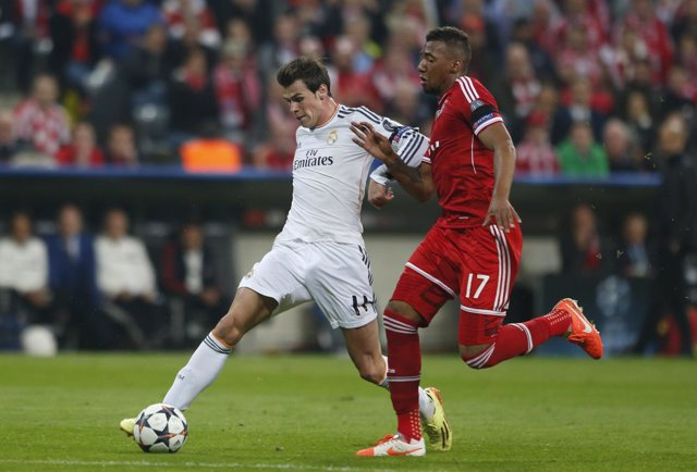 Real Madrid Gareth Bale Bayern Munich Jerome Boateng