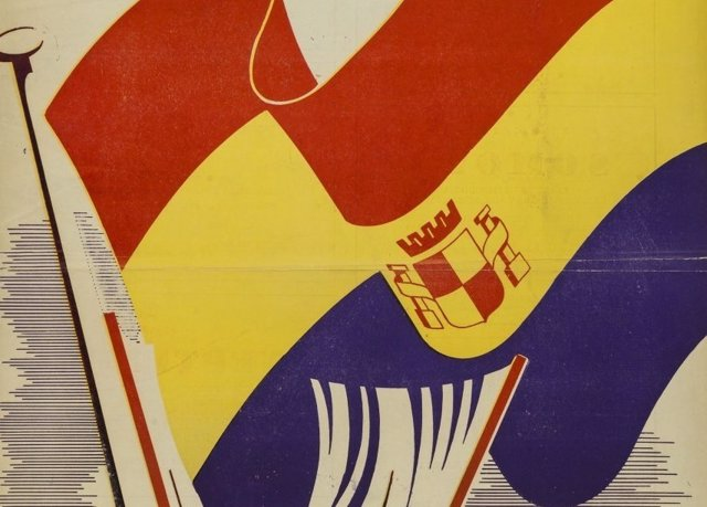 Fragmento de 'Nosotros. Por la libertad del pueblo español' de Renau