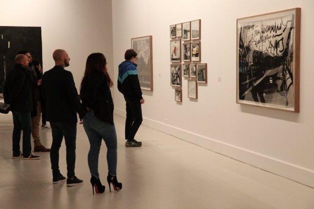 Marcel van Eeden recibe más de 53.000 visitas a la exposición '1525' en el CAC