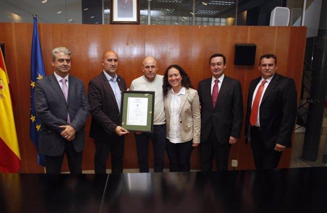 Aguas de Valencia certifica la sostenibilidad del agua en Massamagrell