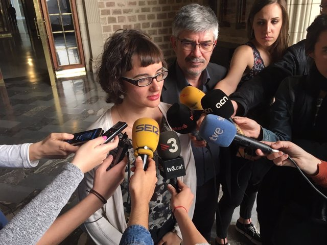 Mercedes Vidal y Agustí Colom