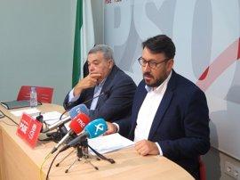 El PSOE de Badajoz critica que la inversión de los PGE en la provincia desciende un 37,6 por ciento