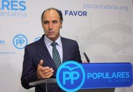 """Partidarios de Diego en Cantabria entregan un escrito en 'Génova' con las """"irregularidades"""" del congreso regional"""