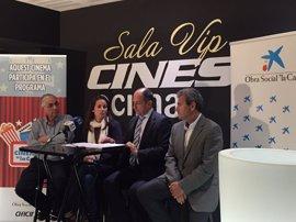 Unos 1.700 jóvenes de Baleares en situación de vulnerabilidad social podrán ir al cine con 'la Caixa'