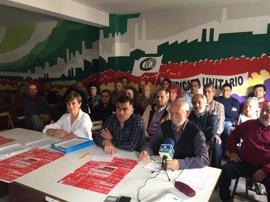 """Sindicato Unitario cumple 40 años de lucha """"contra viento y marea"""" y lo celebrará con varios actos"""