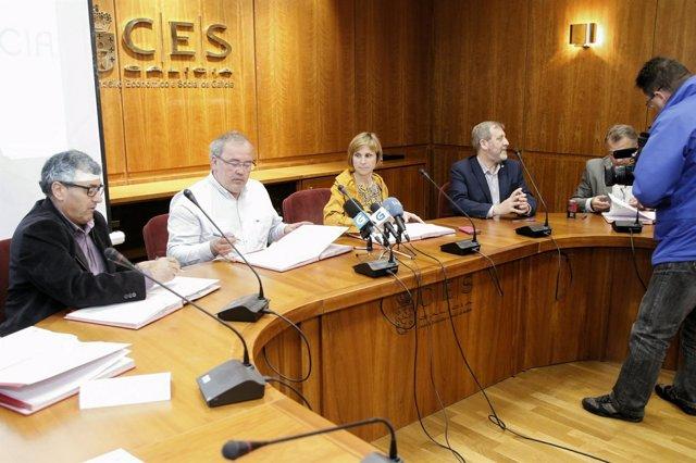 Nava Castro firma un convenio con los ayuntamientos del Camino Francés