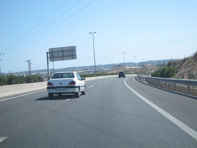 Carretera De La Provincia De Alicante