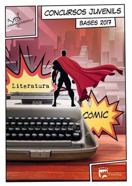 Concurso de literatura y comic en Paterna
