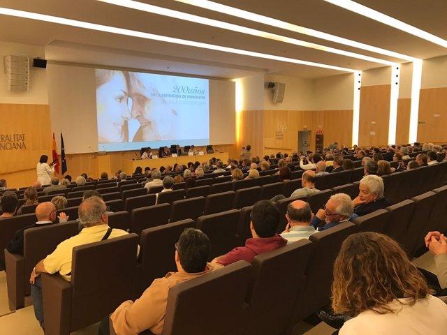 Jornada en La Fe con Parkinson Valencia
