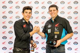 "Márquez: ""A ver si en Austin podemos saborear el primer podio"""
