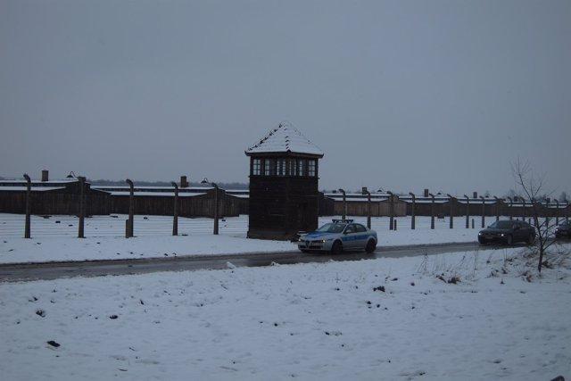 Fotos del campo de concentración de Auschwitz