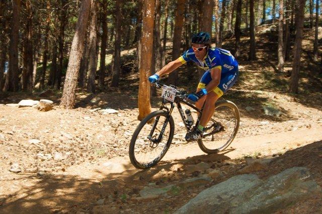 Vertical Bike en Sierra Nevada