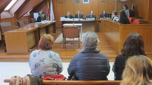 Juicio del caso Trapur (archivo)