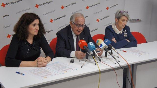 Programa buenos tratos Cruz Roja