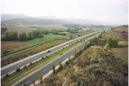 Autopista Ap-1 Burgos-Armiñón de Itínere