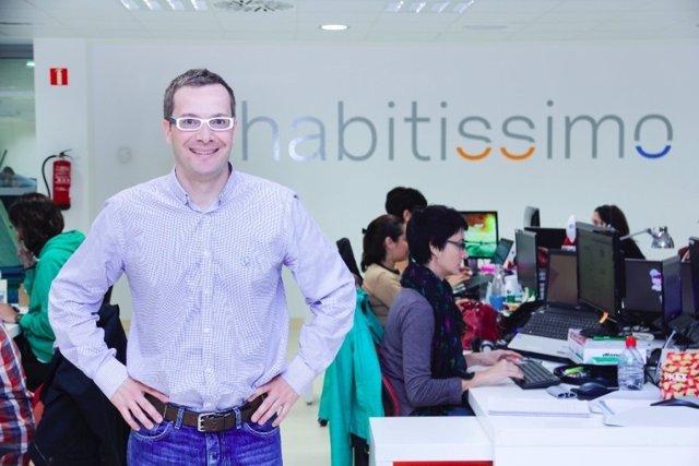 El CEO de Habitissimo, Jordi Ber