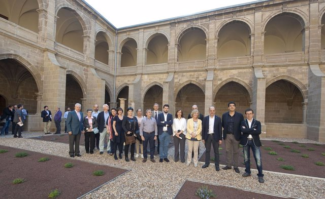 Visita al Monasterio de Fitero tras su restauración