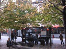 La red de paradas del autobús urbano tendrá este año 120 Paneles de Información Dinámica