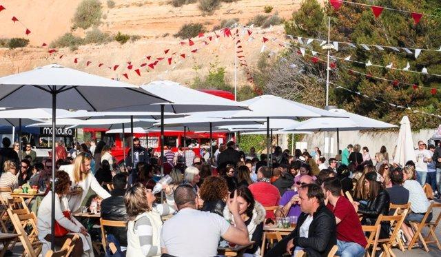 Imagen de un festival anterior