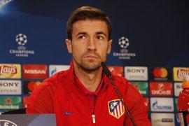 """Gabi: """"La concentración del equipo será muy importante para poder ganar el partido"""""""