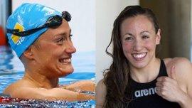 Mireia Belmonte y Jessica Vall completan el Nacional con más mínimas para el Mundial