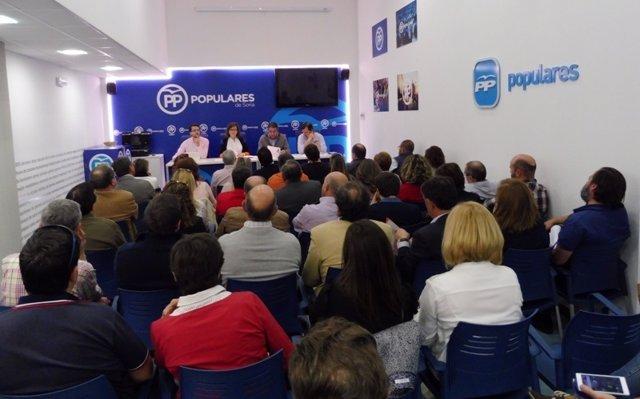 El PP de Soria celebrará su congreso el próximo 28 de mayo