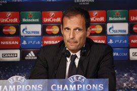 """Allegri: """"Al PSG le marcaron 6, debemos ir a intentar marcar"""""""