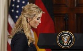 """Un hijo de Trump dice estar """"seguro"""" de que Ivanka influyó al mandatario para que lanzara un ataque en Siria"""