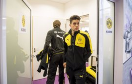 Un policía, herido durante el ataque contra el autobús del Borussia Dortmund