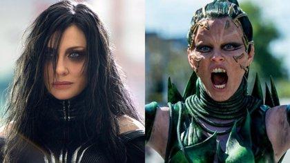 ¿Se parece demasiado la Hela de Thor: Ragnarok a la Rita Repulsa de Power Rangers?