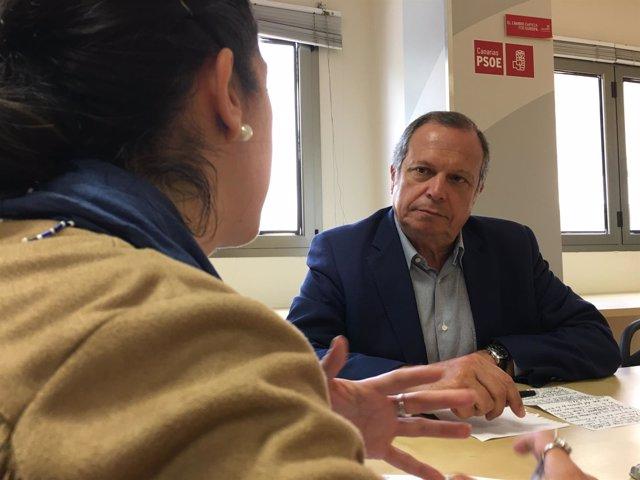 Líder del Partido Socialista de Portugal, Carlos César