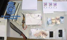 Detenidas tres mujeres en Oviedo que se dedicaban a la falsificación de billetes de 20 y 50 euros