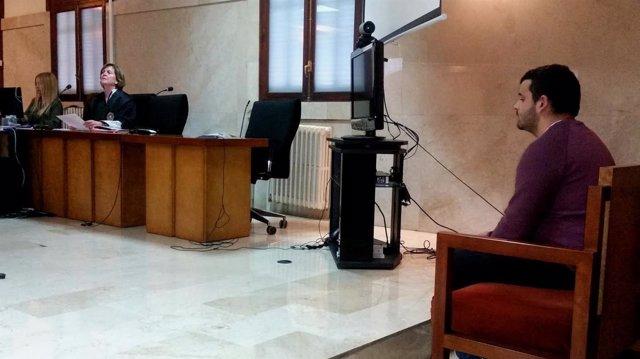 Foto juicio en Palma