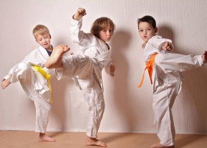 Taekwondo para niños: la armonía del cuerpo
