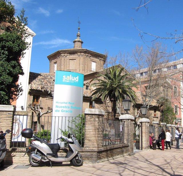 Hospital Nuestra Señora de Gracia (Hospital Provincial) de Zaragoza