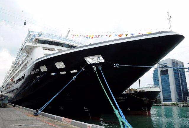 Azamara Club Cruises incorpora a Alaska en sus itinerarios de 2019