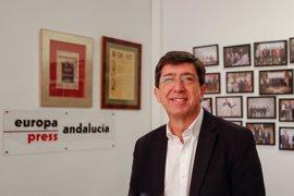 Cs exigirá al PSOE-A armonizar el impuesto de sucesiones si Susana Díaz deja la Junta