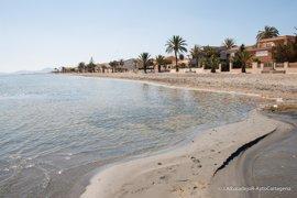 El Mar Menor alcanza mínimos de turbidez desde agosto del pasado año, según los análisis del Gobierno regional