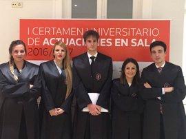 Alumnos de UNIR ganan el I Certamen Universitario de Actuaciones en Sala de Thomson Reuters