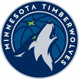 Nuevo logo de Minnesota Timberwolves