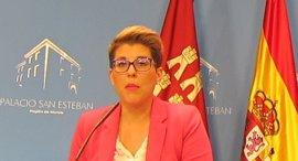 Gobierno murciano comunicará su posición sobre eliminar aforamientos cuando no afecte a la negociación de partidos