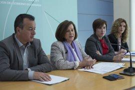 Sánchez Rubio destaca el refuerzo de la inversión en la red de atención directa a las mujeres