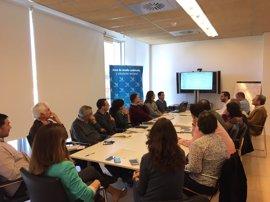La Diputación realiza un estudio de su consumo energético para evaluar la huella de carbono que genera