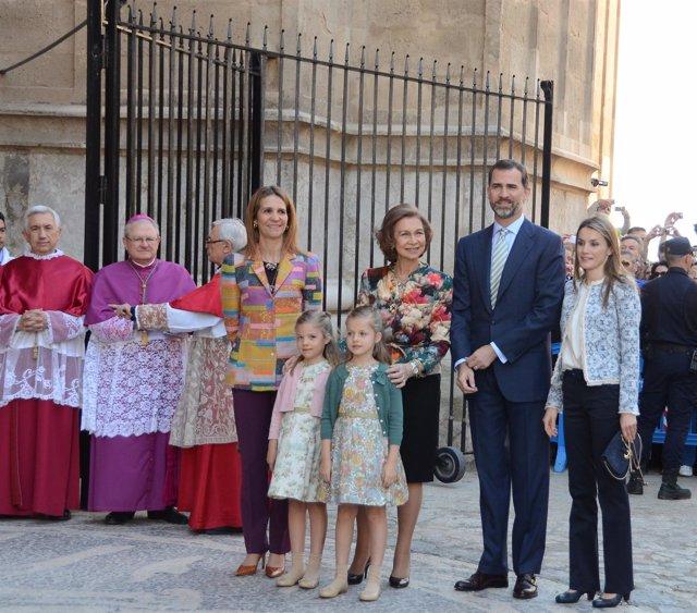 Familia Real española