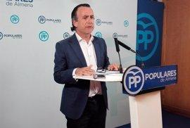 """PP-A: """"Andalucía tendría casi 40 millones más si hubiera hecho los deberes"""""""
