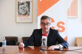 """Ciudadanos se muestra """"muy reticente"""" a limitar la acusación popular, como pide el PP"""