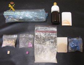Un detenido en Lleida por llevar droga en una nevera bajo el asiento del coche