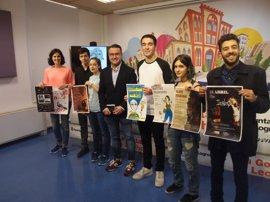 La Gota de Leche exhibe el talento de un grupo de jóvenes durante la Semana de Pascua